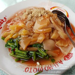 Foto - Makanan di Rujak Shanghai Encim 68 oleh Asiong Lie @makanajadah