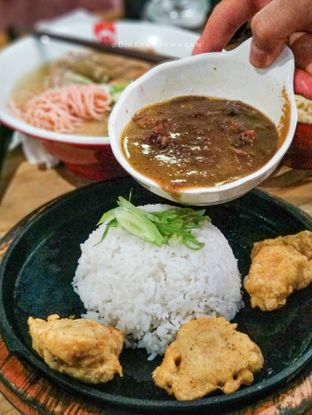 Foto 2 - Makanan di Universal Noodle Ichiro Chazuke Ramen Market oleh Nicole || @diaryanakmakan