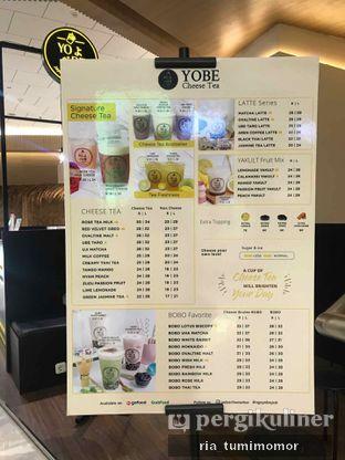Foto review Yobe Cheese Tea oleh riamrt  3