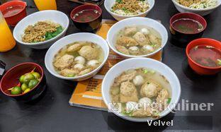 Foto 2 - Makanan(Thau Fu Kok) di Bakmi Aliang Gg. 14 oleh Velvel