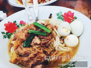 Foto - Makanan(mie pitik+telor puyuh) di Mie Pitik Bang Azat oleh @supeririy