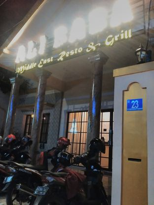 Foto 1 - Interior di Ali Baba Middle East Resto & Grill oleh angga surya