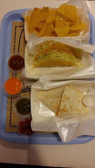 Foto Makanan di Taco Cantina