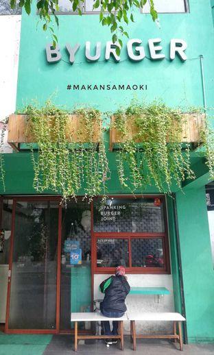 Foto review Byurger oleh @makansamaoki  3