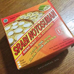 Foto 1 - Makanan di Srabi Notosuman oleh @kulineran_aja