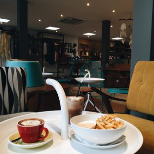 Foto 1 - Makanan di Gentle Ben oleh Della Ayu