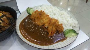 Foto 1 - Makanan(Chicken curry (IDR 50k) ) di Mori Express oleh Renodaneswara @caesarinodswr