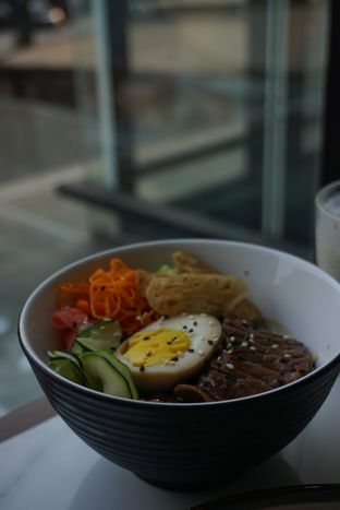 Foto 1 - Makanan(Wagyu Don) di Maketh Coffee & Eatery oleh Elvira Sutanto