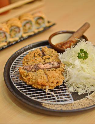 Foto 1 - Makanan(Cheese Beef Katsu) di Kimukatsu oleh Lastia @tasteintrip