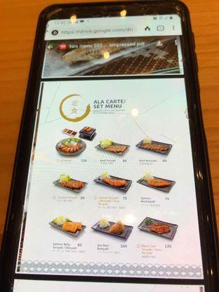 Foto review Sushi Hiro oleh Riris Hilda 16