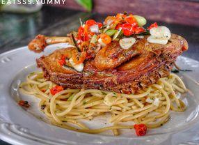 10 Tempat Makan di Jakarta dengan Sambal Matah yang Luar Biasa Enaknya