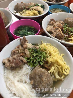 Foto 1 - Makanan di Bakso Mas Sumeh oleh Fioo | @eatingforlyfe