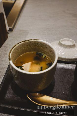 Foto 3 - Makanan(Miso Soup) di Isshin oleh Saepul Hidayat