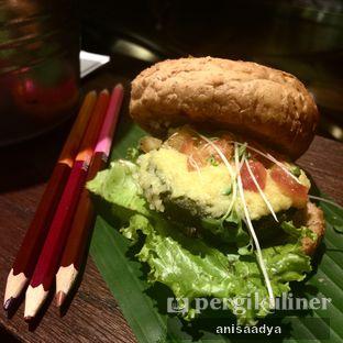 Foto 3 - Makanan di Burgreens Express oleh Anisa Adya