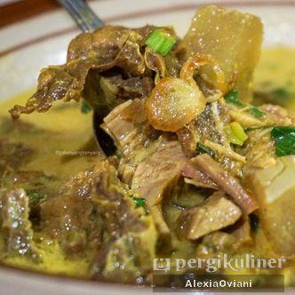 Foto Makanan di Soto Kuning dan Bening Pa Dayat