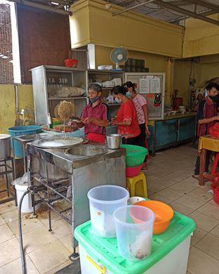 Foto review Mie Ayam Acing oleh Junior  5