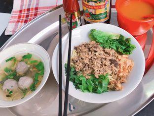 Foto - Makanan(Bakmi ayam bangka bakso) di Mie Baso Pangsit & Bakmi Bangka Special 29 oleh ameebagus88_gmail_com