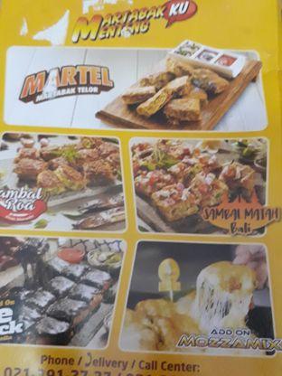 Foto 2 - Makanan di Martabakku oleh Mouthgasm.jkt