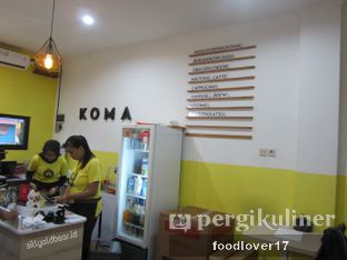 Foto review Koma Cafe oleh Sillyoldbear.id  3