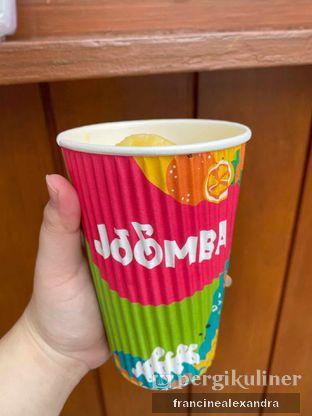 Foto review Joomba oleh Francine Alexandra 4