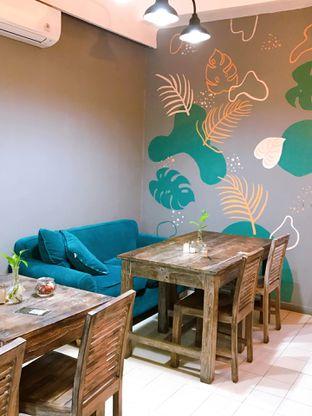 Foto 11 - Interior di PLUIE Cafe & Resto oleh yudistira ishak abrar