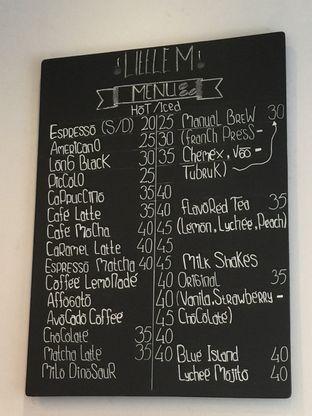 Foto 2 - Menu di Little M Coffee oleh Ardelia I. Gunawan