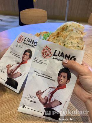 Foto 5 - Makanan di Liang Sandwich Bar oleh Deasy Lim