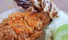 Ayam Geprek Pangeran