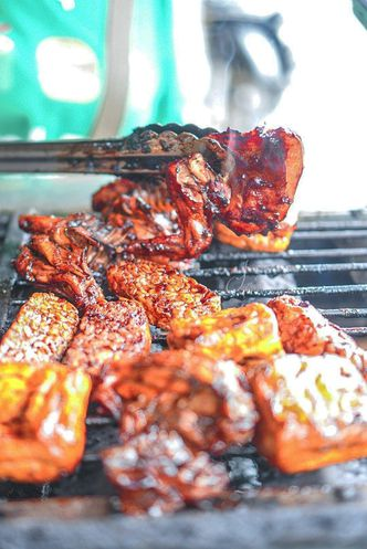 Foto Makanan di Ayam Bakar Kacalada Sambal Hot Jeletot
