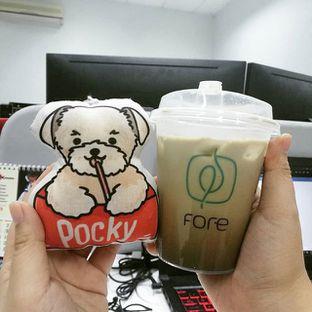 Foto 2 - Makanan(Ice Hojicha Latte) di Fore Coffee oleh Pocky's Gourmets • @pockygurume