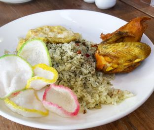 Foto 2 - Makanan(Basil Fried Rice) di Lattice Cafe oleh Naomi Suryabudhi