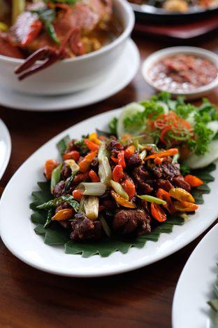 Foto 8 - Makanan di Oma Seafood oleh om doyanjajan