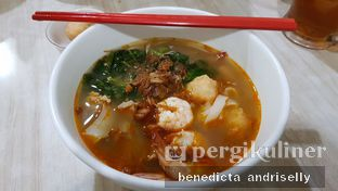 Foto 1 - Makanan di Mie Udang Singapore Mimi oleh ig: @andriselly