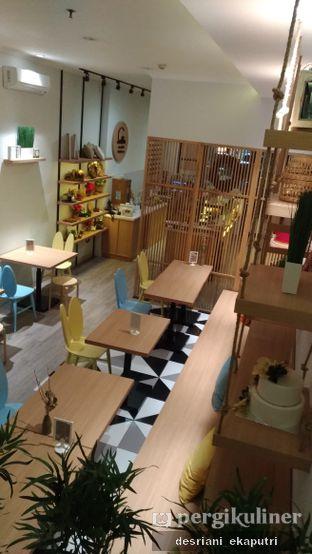 Foto 6 - Interior di Sollie Cafe & Cakery oleh Desriani Ekaputri (@rian_ry)