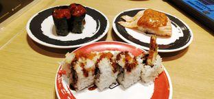 Foto 6 - Makanan di Genki Sushi oleh Pinasthi K. Widhi