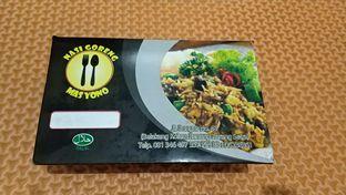 Foto 1 - Makanan di Nasi Goreng Mas Yono oleh Rizka amalia