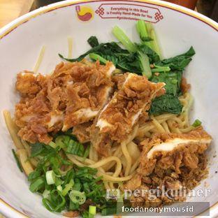 Foto 1 - Makanan(Lamian Ayam Goreng) di Golden Lamian oleh Food Anonymous IG: @foodanonymousid