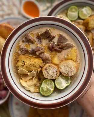 Foto 3 - Makanan di Soto Betawi Nyonya Afung oleh Levina JV (IG : @levina_eat & @levinajv)