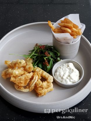 Foto 1 - Makanan di Portable Kitchen & Lounge - Hotel Leisure Inn Arion oleh UrsAndNic