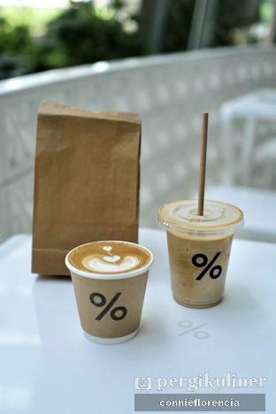 Foto review %Arabica oleh Connie @eatwithconnie 2