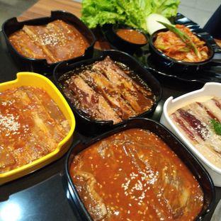 Foto 9 - Makanan di Daebagyu Korean BBQ oleh yeli nurlena