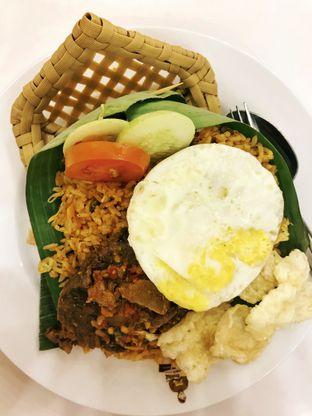 Foto 1 - Makanan(Nasi Goreng Bakar Buntut) di Chop Buntut Cak Yo oleh Ary Setiawan    IG : arysetiawann_