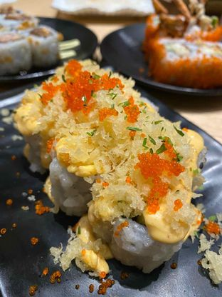 Foto review Sushi Tei oleh Yohanacandra (@kulinerkapandiet) 15