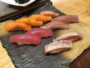 Foto 1 - Makanan(Sushi) di Nama Sushi by Sushi Masa oleh Budi Lee