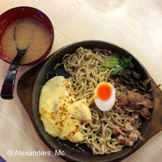 Foto Makanan di Universal Noodle Ichiro Ramen Market