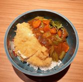 Foto Katsu Curry Donburi   di Ichiban Sushi