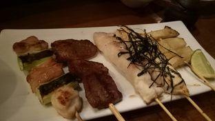 Foto 6 - Makanan(Yakitori) di Kushimusubi Sachi oleh maysfood journal.blogspot.com Maygreen