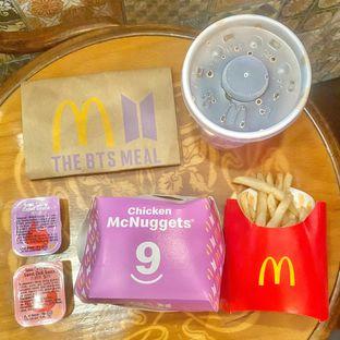 Foto review McDonald's oleh Andrika Nadia 3