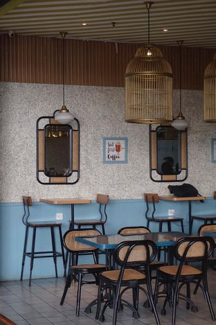 Foto 9 - Interior di Lurik Coffee & Kitchen oleh yudistira ishak abrar