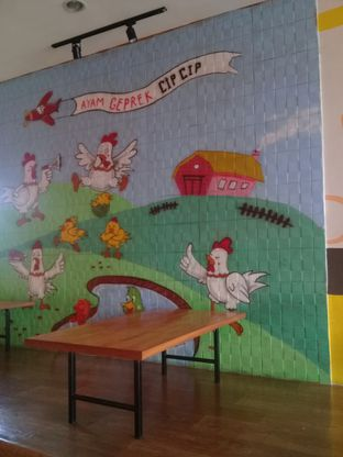Foto review Ayam Geprek Cip Cip oleh lisa hwan 3